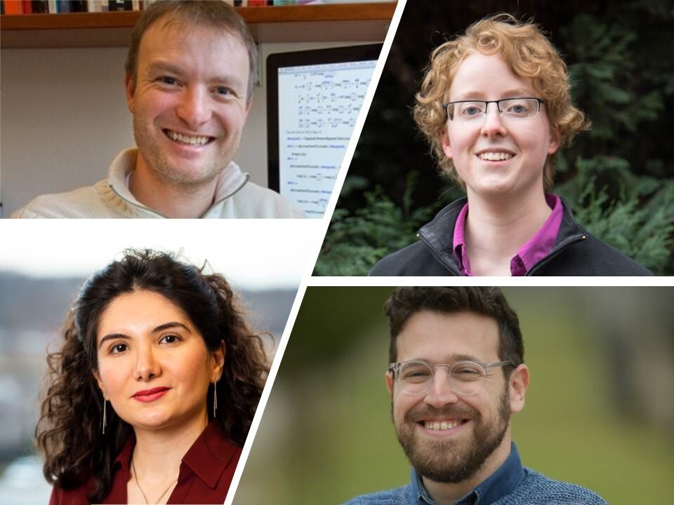 QuaSI. Team - Christian Bauer, Zohreh Davoudi, Natalie Klco and Erez Zohar